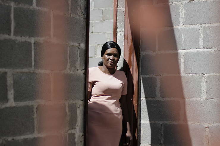 """Othilia Sibanda, 33, has long advocated equality for the political, social, and economic rights of women and girls. Following an abduction by police in July 2020, she says that now """"I stay away from activism as I fear for my life, constantly looking over my shoulders."""""""